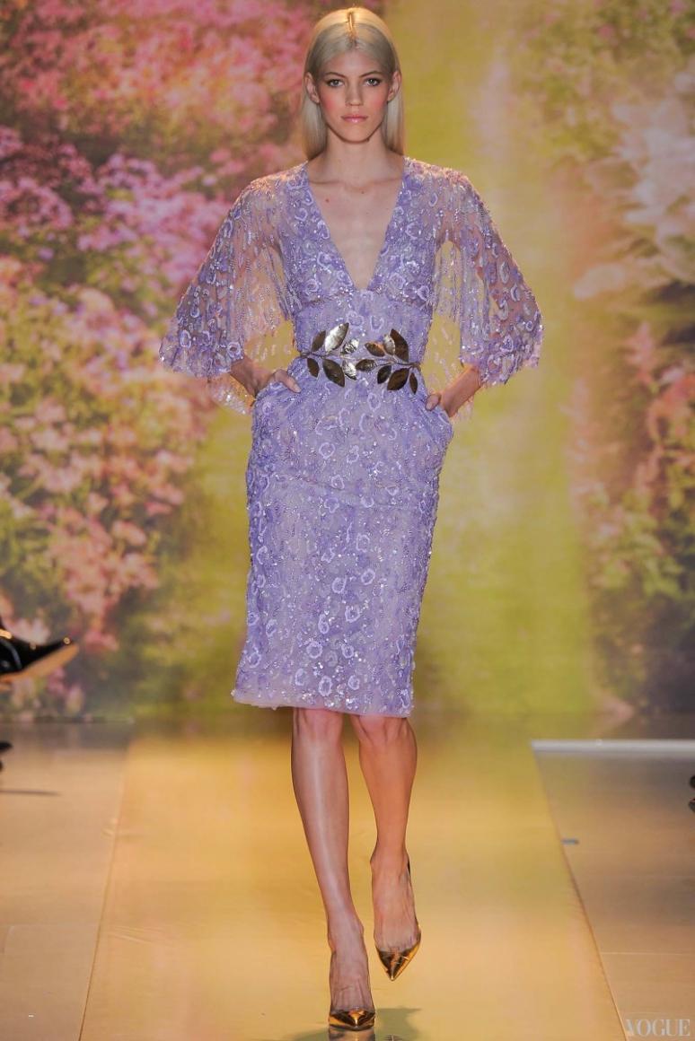 Zuhair Murad Couture весна-лето 2014 #6