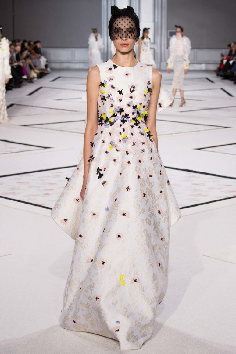 Giambattista Valli Couture весна-лето 2015 #18