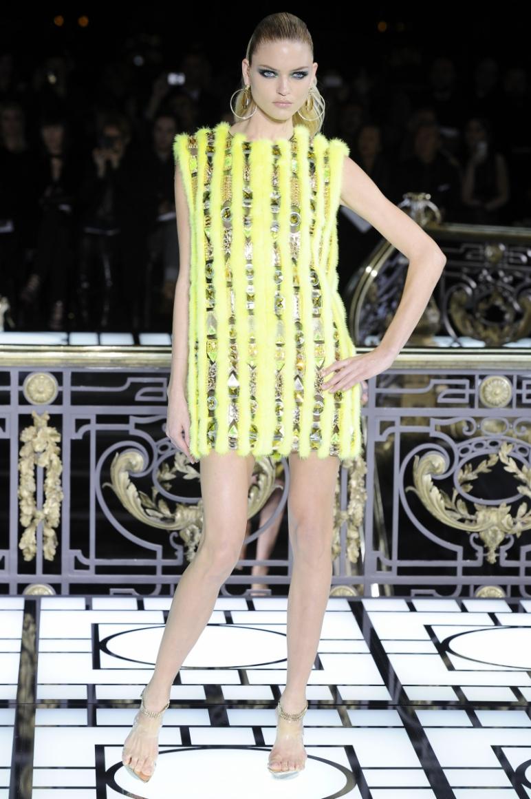 Atelier Versace Couture весна-лето 2013 #10