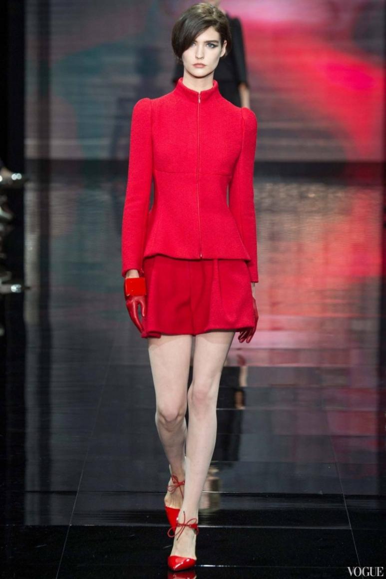 Armani Priv? Couture осень-зима 2014/2015 #65