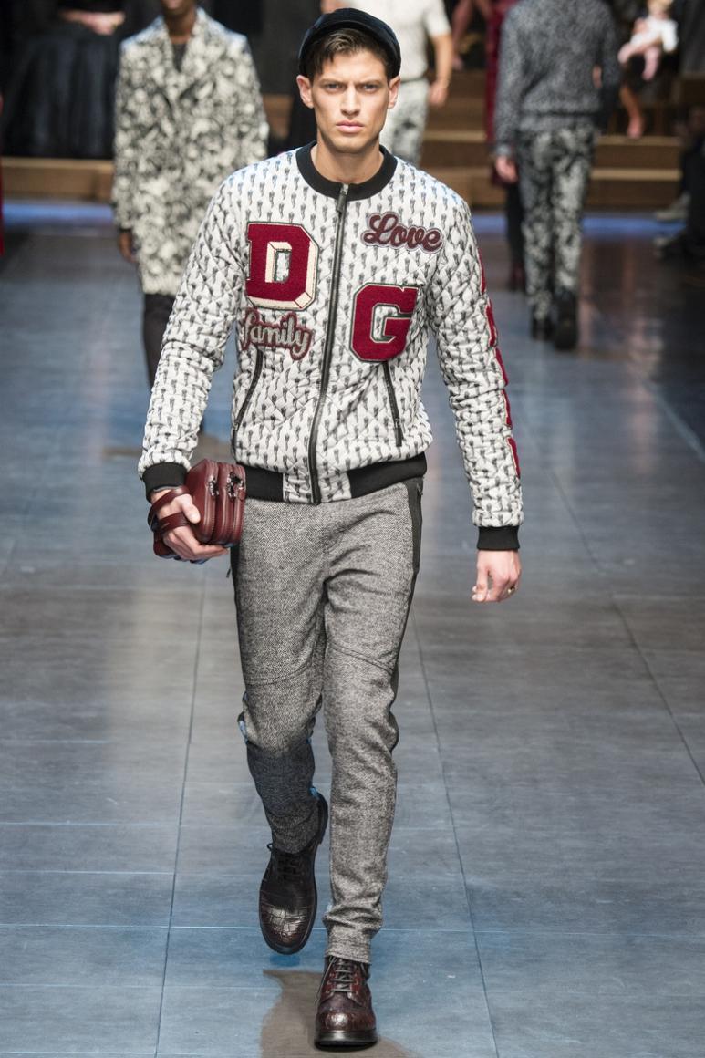 Dolce & Gabbana Menswear осень-зима 2015/2016 #49