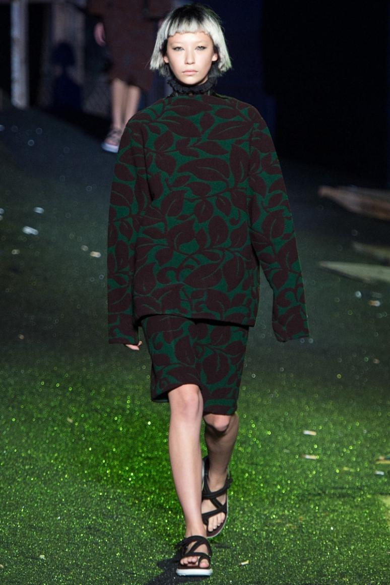 Marc Jacobs весна-лето 2014 #35