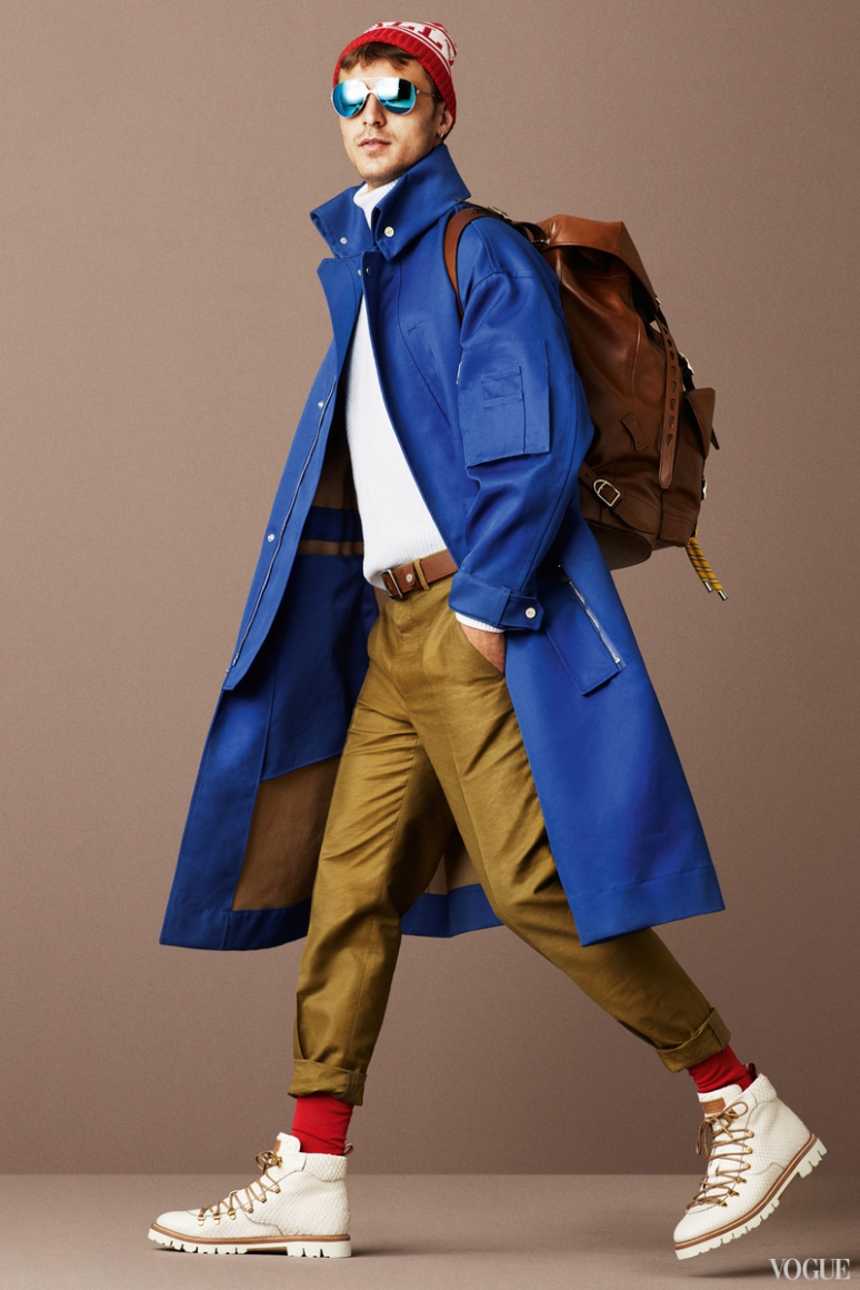 Bally Menswear весна-лето 2016 #21