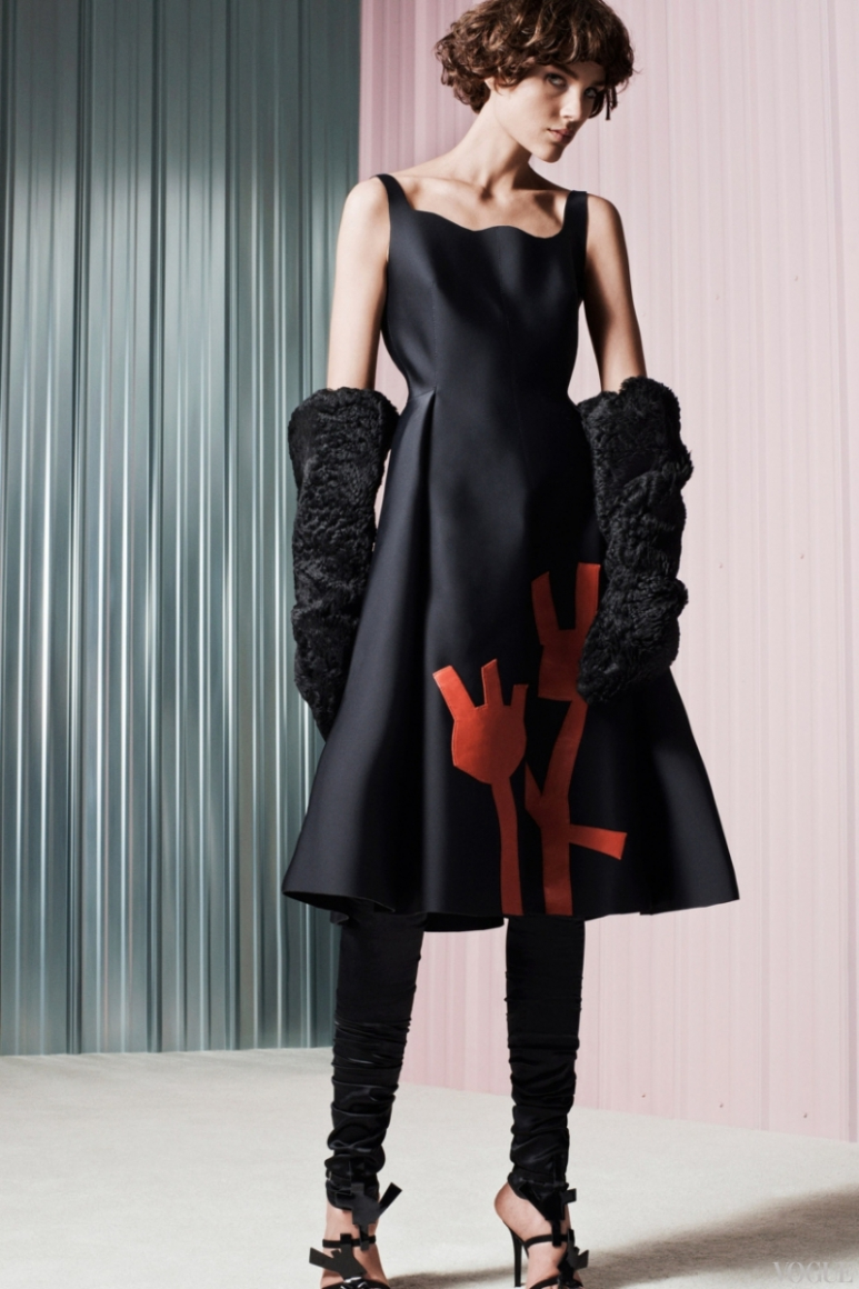Acne Couture весна-лето 2013 #5