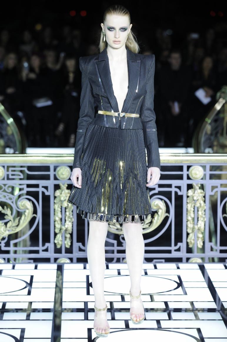 Atelier Versace Couture весна-лето 2013 #3