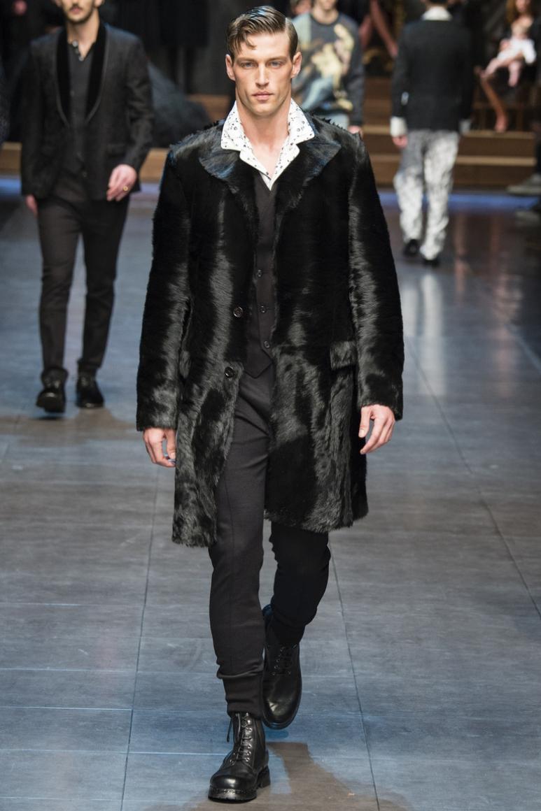 Dolce & Gabbana Menswear осень-зима 2015/2016 #19