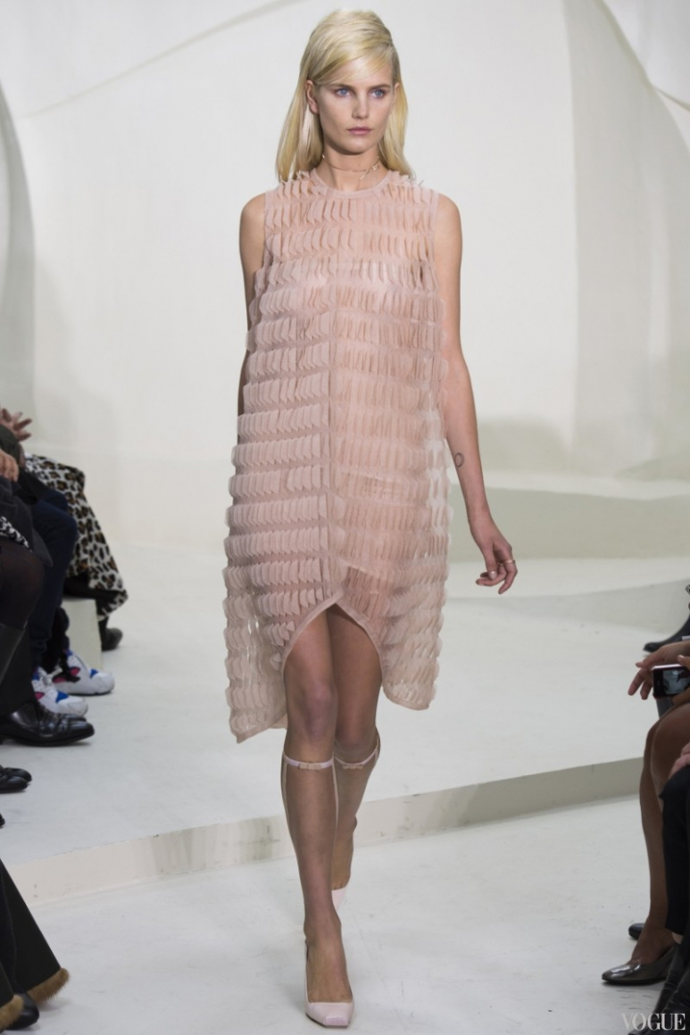Christian Dior Couture весна-лето 2014 #26