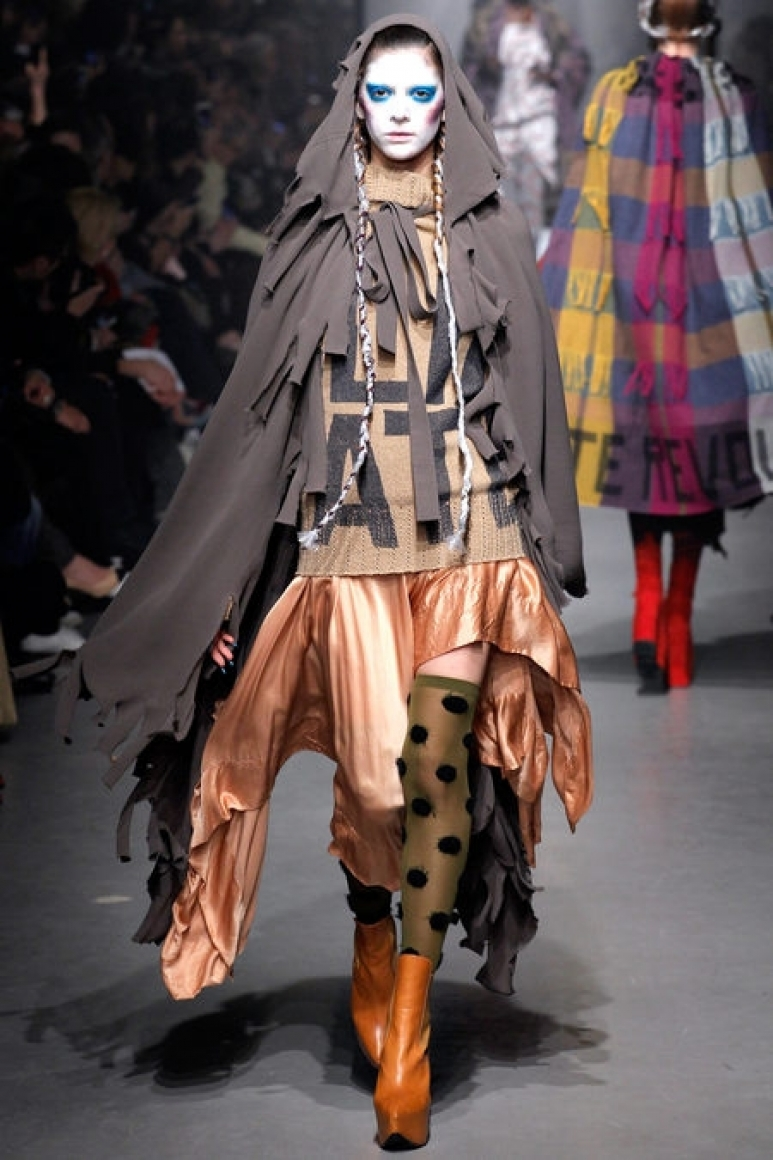 Vivienne Westwood осень-зима 2013/2014 #49