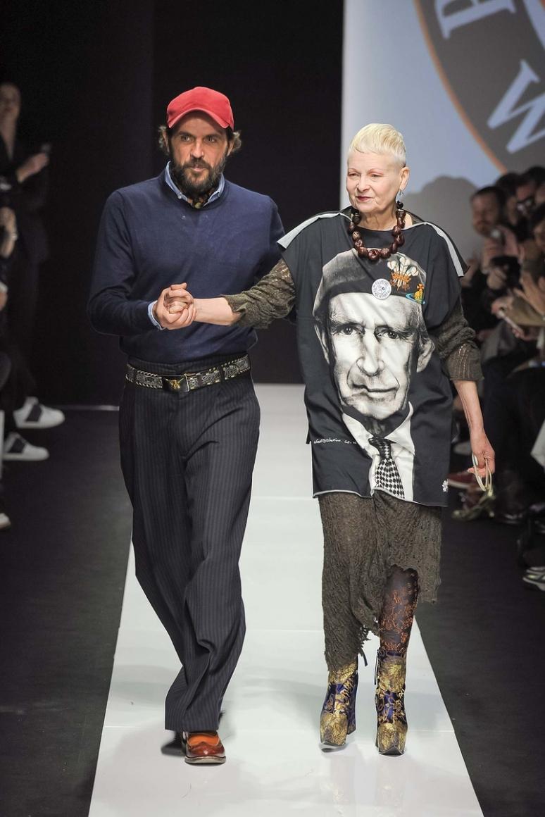 Vivienne Westwood Menswear осень-зима 2015/2016 #1