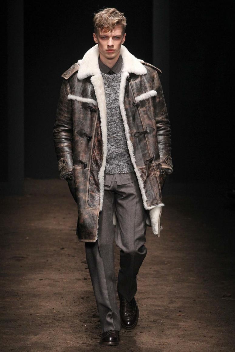 Salvatore Ferragamo Menswear осень-зима 2015/2016 #12