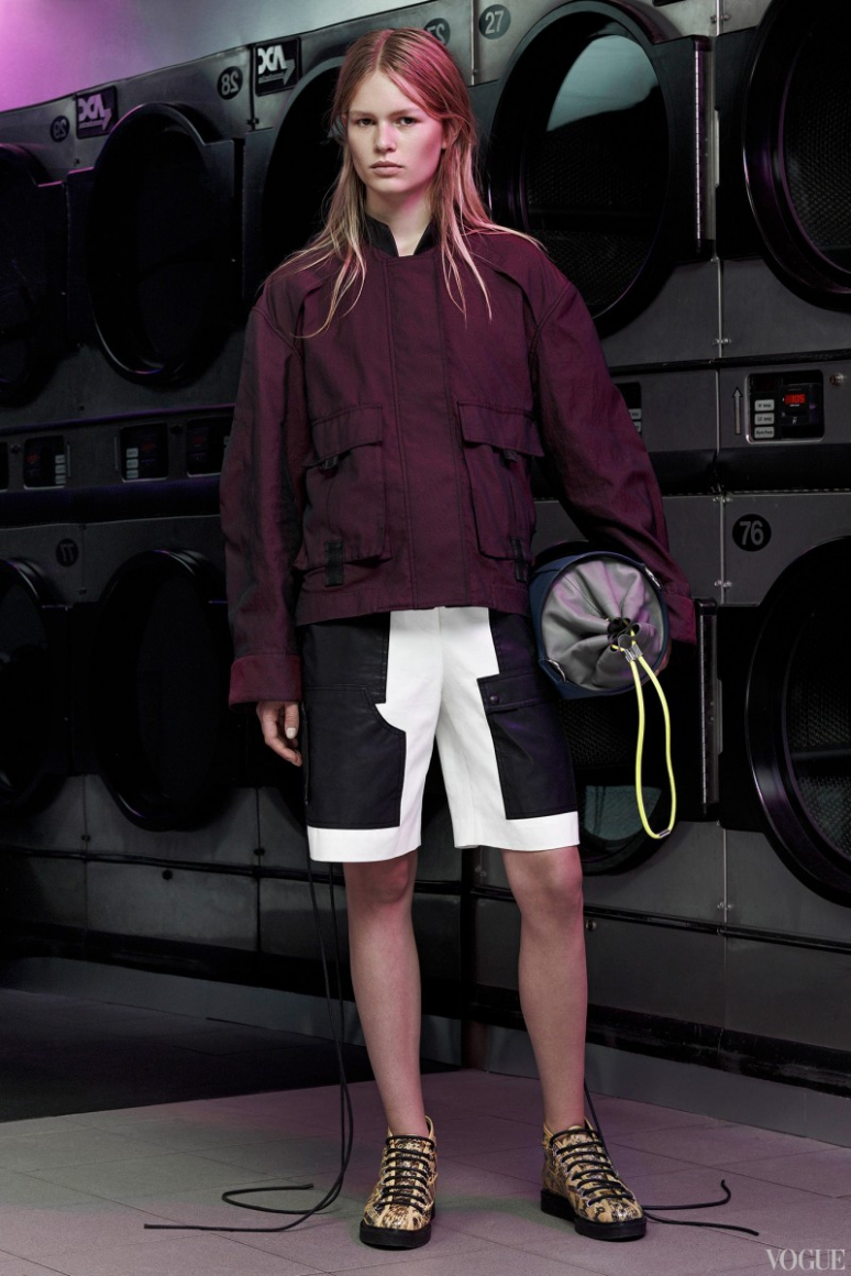 Alexander Wang Resort 2015 #14