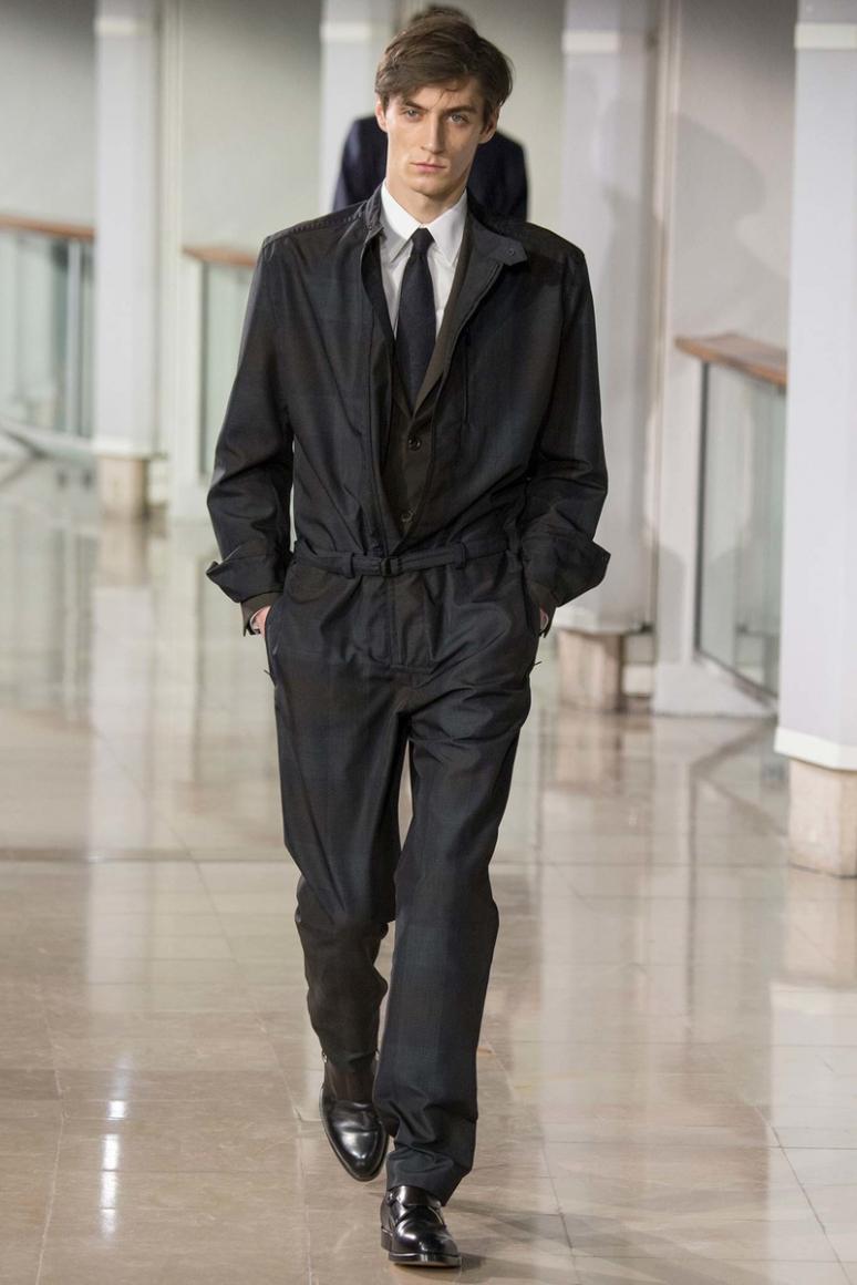 Hermes Menswear осень-зима 2015/2016 #33