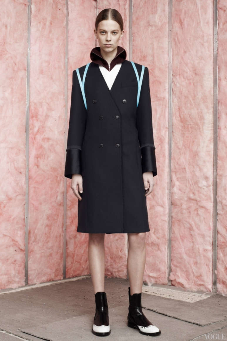 Alexander Wang Couture весна-лето 2013 #14
