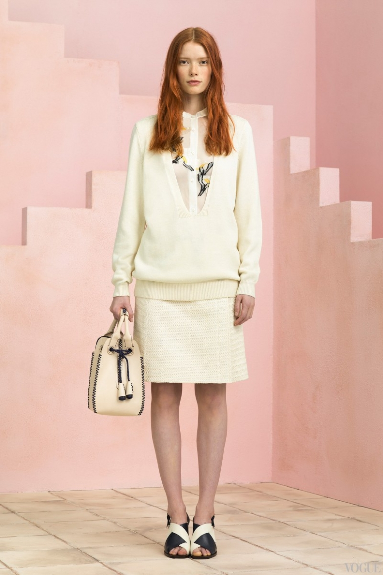 Tory Burch Resort 2015 #8