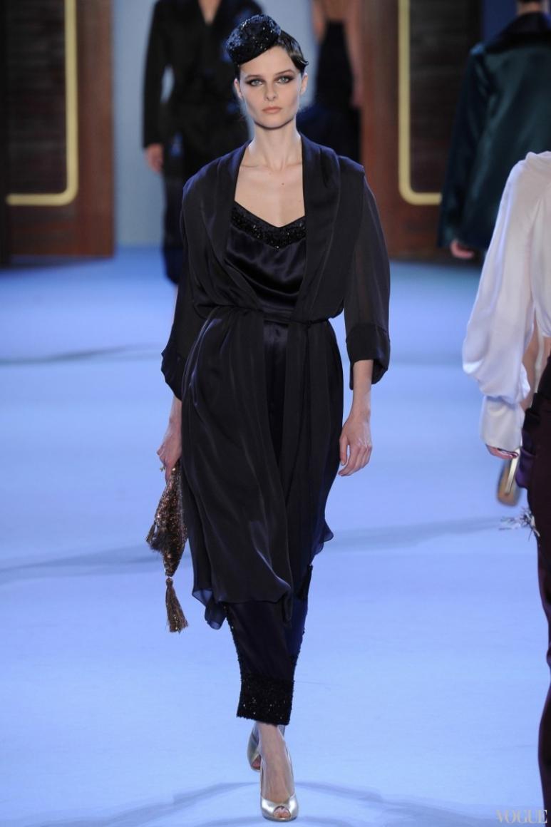 Ulyana Sergeenko Couture весна-лето 2014 #25