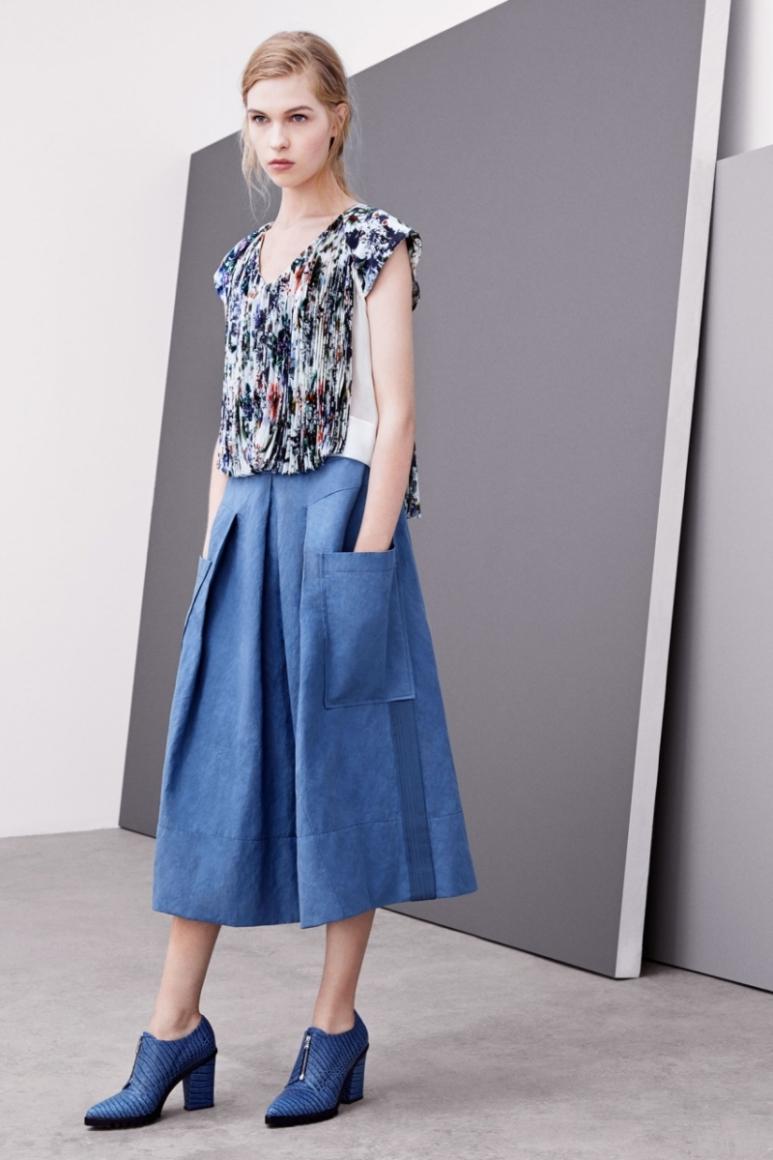 Rebecca Taylor Couture весна-лето 2013 #12