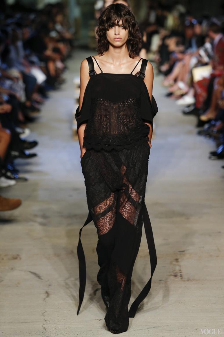 Givenchy весна-лето 2016 #4