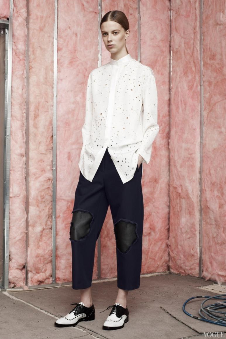 Alexander Wang Couture весна-лето 2013 #5