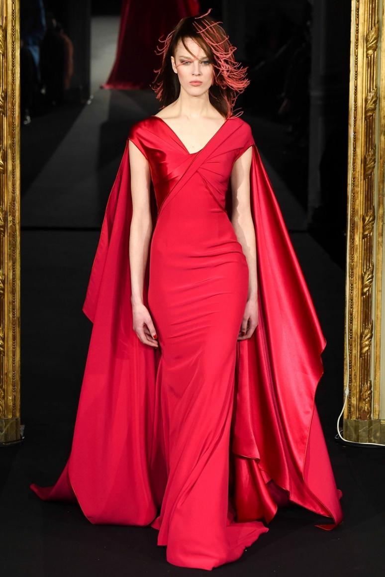 Alexis Mabille Couture весна-лето 2015 #11