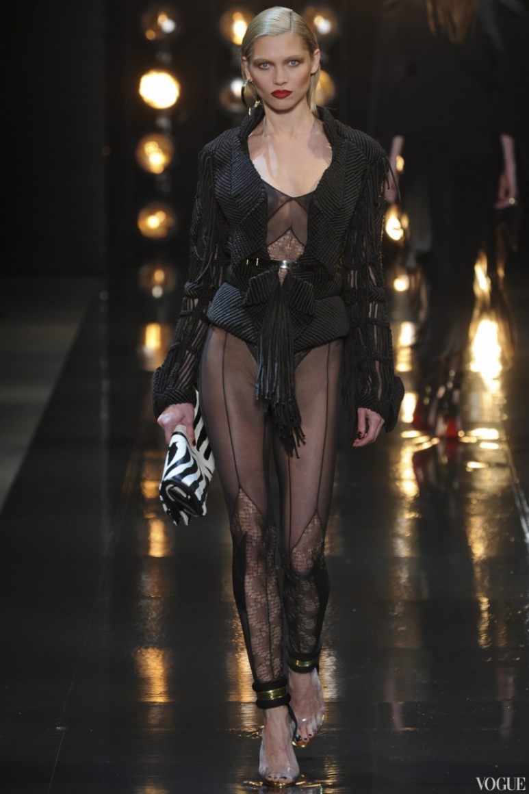 Alexandre Vauthier Couture весна-лето 2014 #13