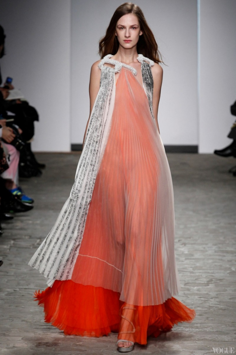 Vionnet Couture весна-лето 2014 #9