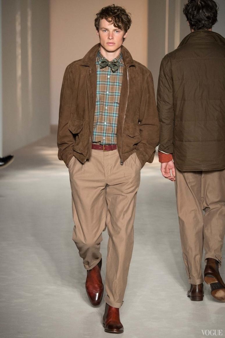 Dunhill Menswear весна-лето 2016 #13