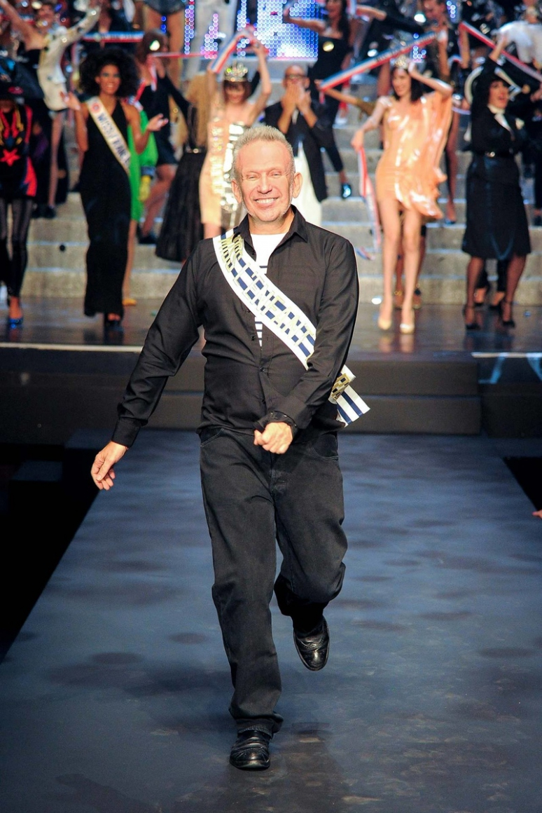 Jean Paul Gaultier весна-лето 2015 #1