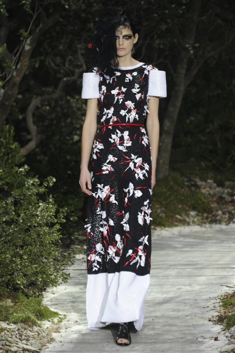 Chanel Couture весна-лето 2013 #40