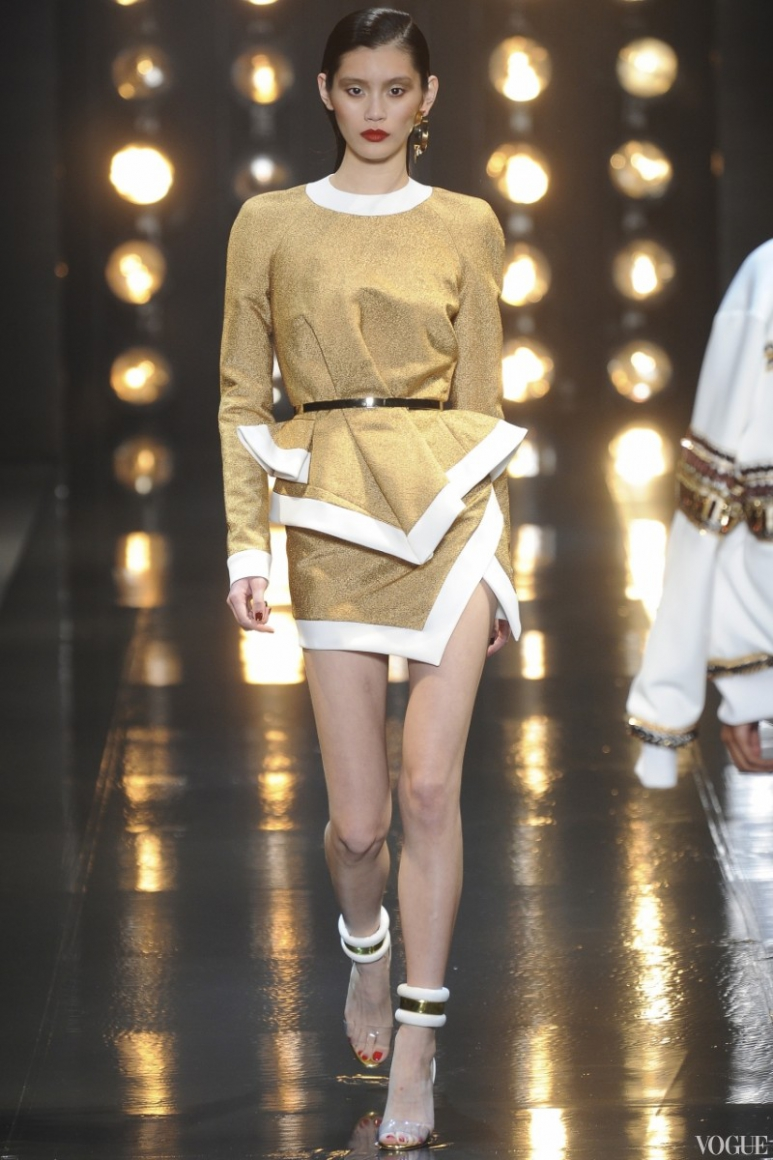 Alexandre Vauthier Couture весна-лето 2014 #28
