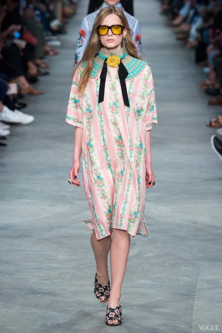 Gucci Menswear весна-лето 2016 #42
