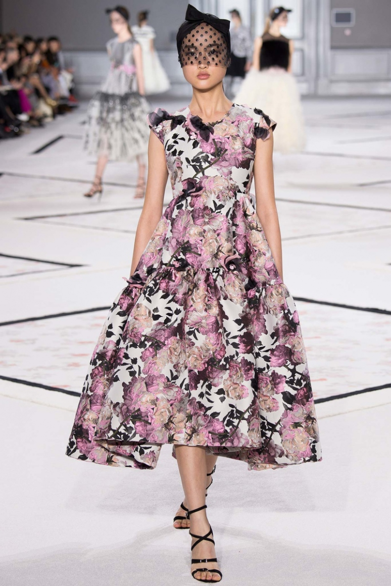 Giambattista Valli Couture весна-лето 2015 #37