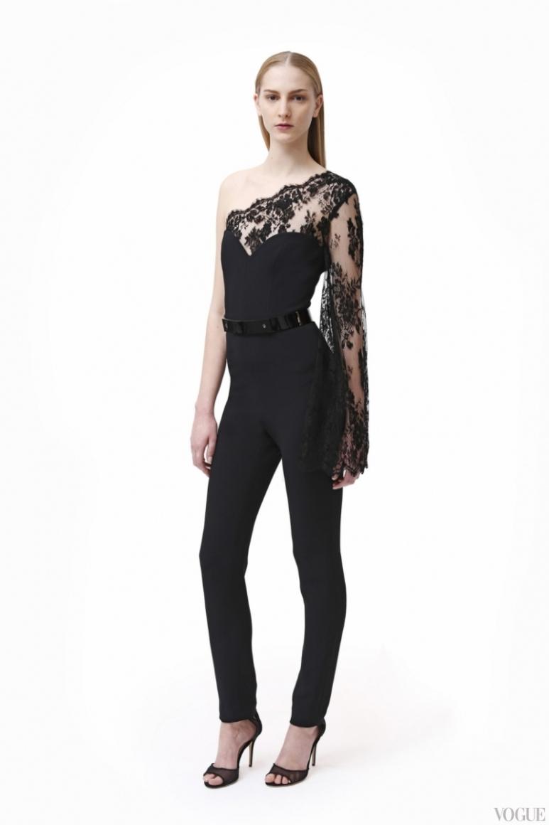 Monique Lhuillier Couture весна-лето 2013 #20