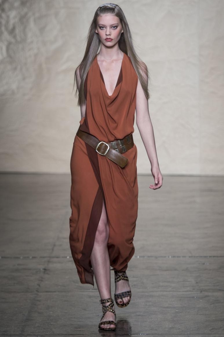 Donna Karan весна-лето 2014 #14