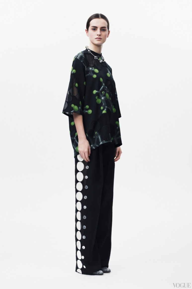 Christopher Kane Couture весна-лето 2013 #6