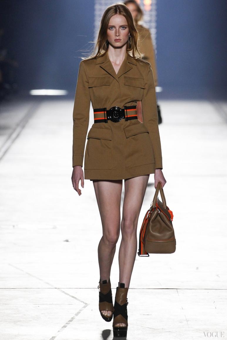 Versace весна-лето 2016 #54
