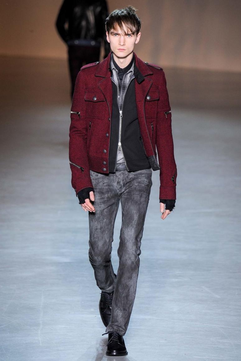 Diesel Black Gold Menswear осень-зима 2015/2016 #3