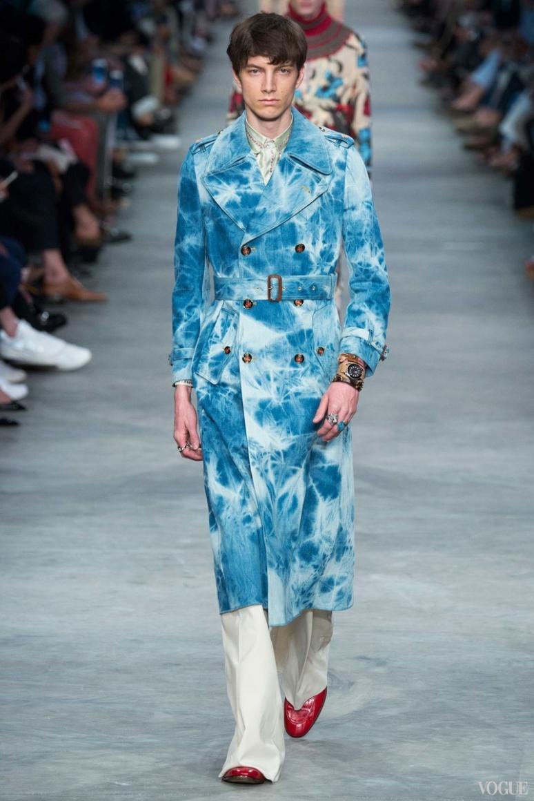Gucci Menswear весна-лето 2016 #24
