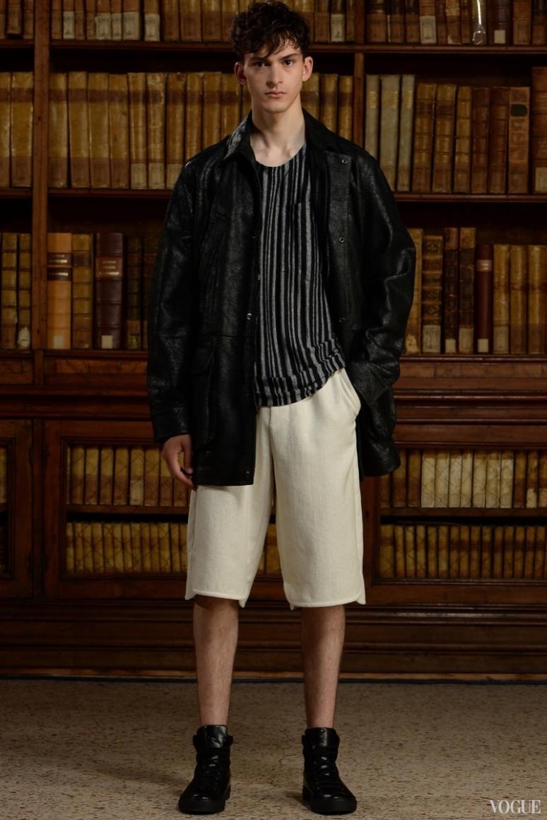 Trussardi Menswear весна-лето 2016 #11