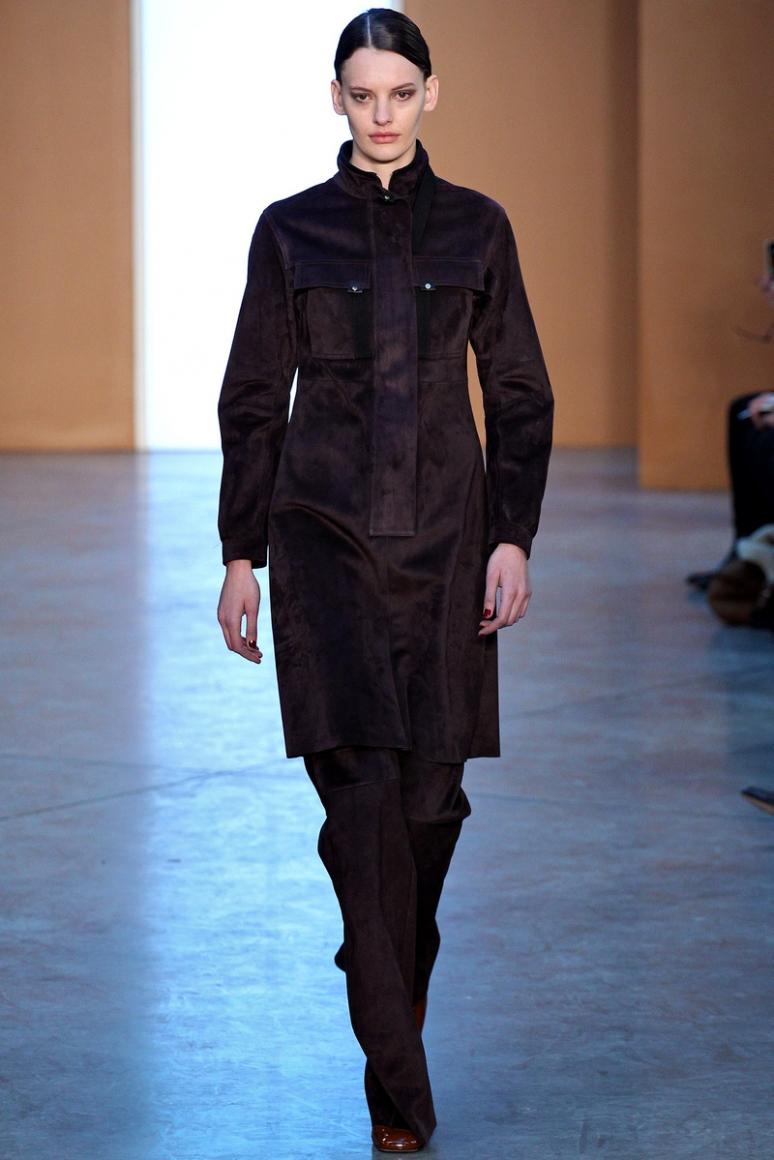 Derek Lam осень-зима 2015/2016 #30