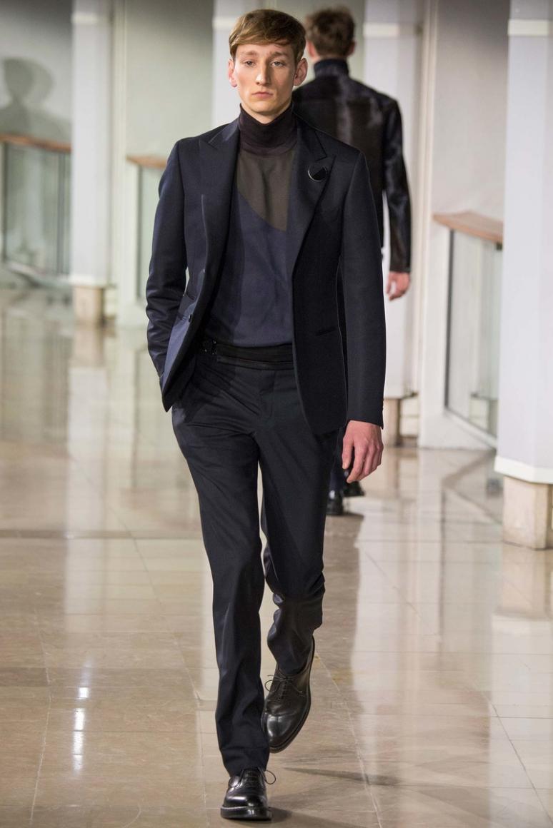 Hermes Menswear осень-зима 2015/2016 #7