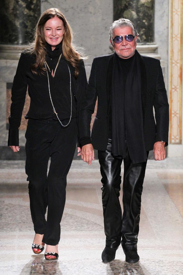 Roberto Cavalli Menswear осень-зима 2015/2016 #1