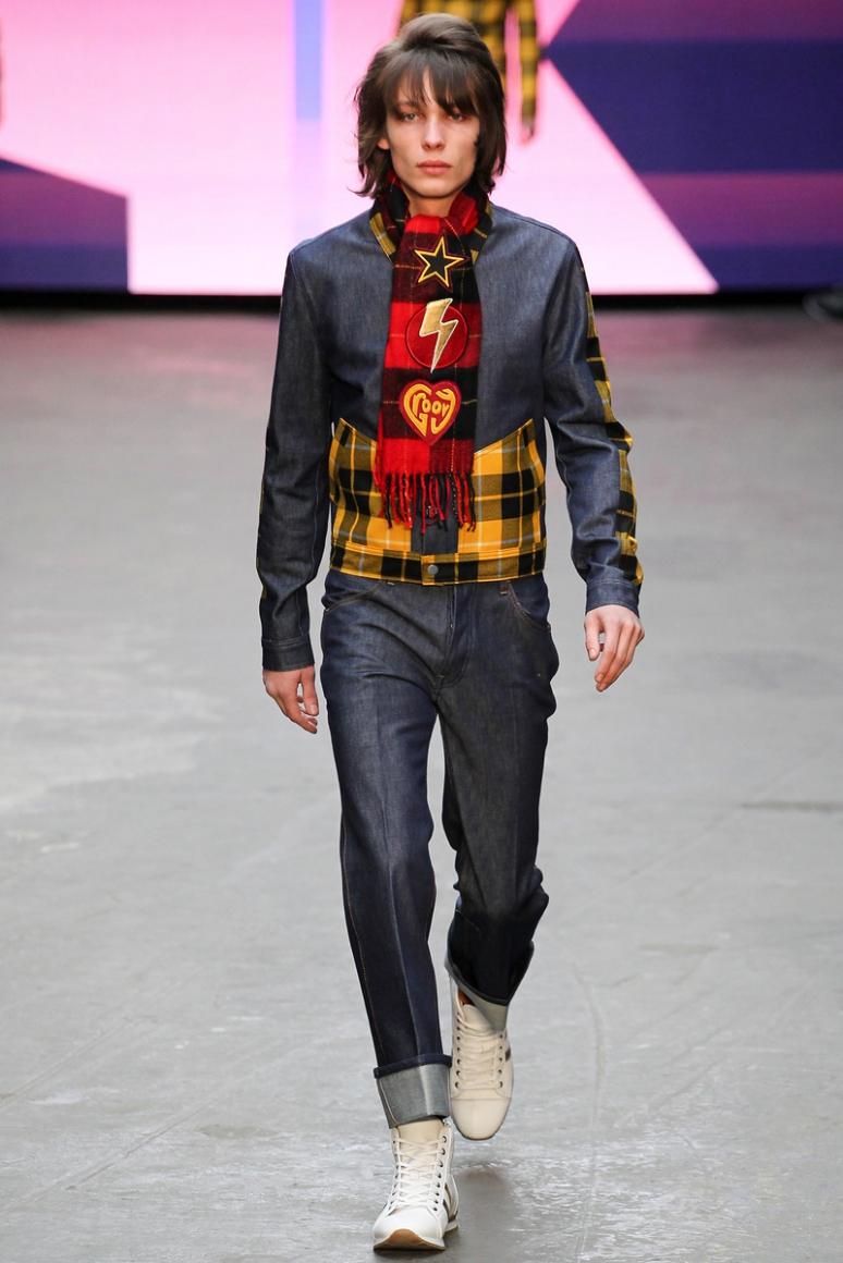 Topman Design Menswear осень-зима 2015/2016 #4
