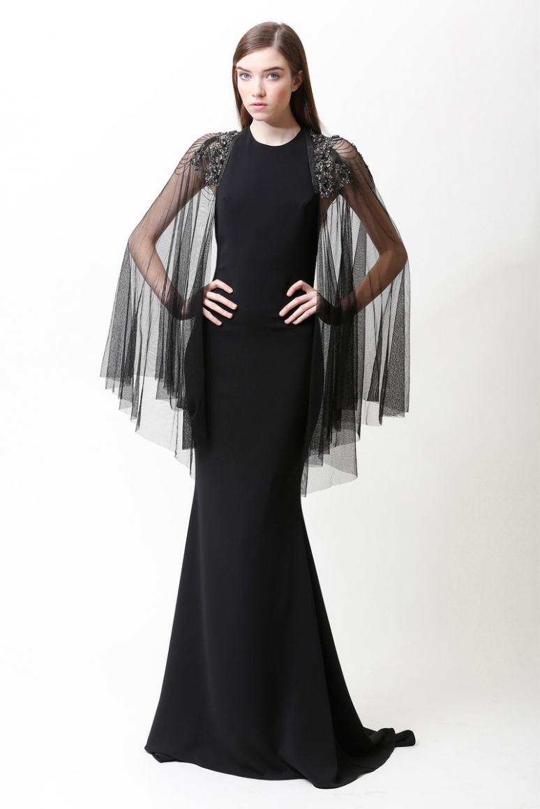 Badgley Mischka Pre-Fall 2013 #10