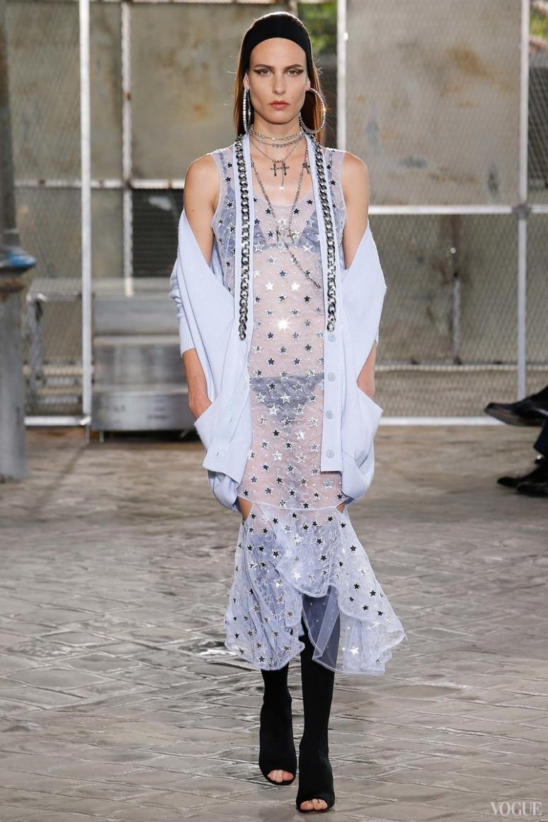 Givenchy Menswear весна-лето 2016 #15