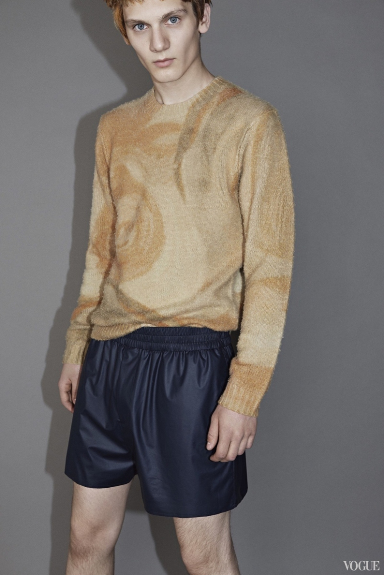 Acne Menswear весна-лето 2016 #6