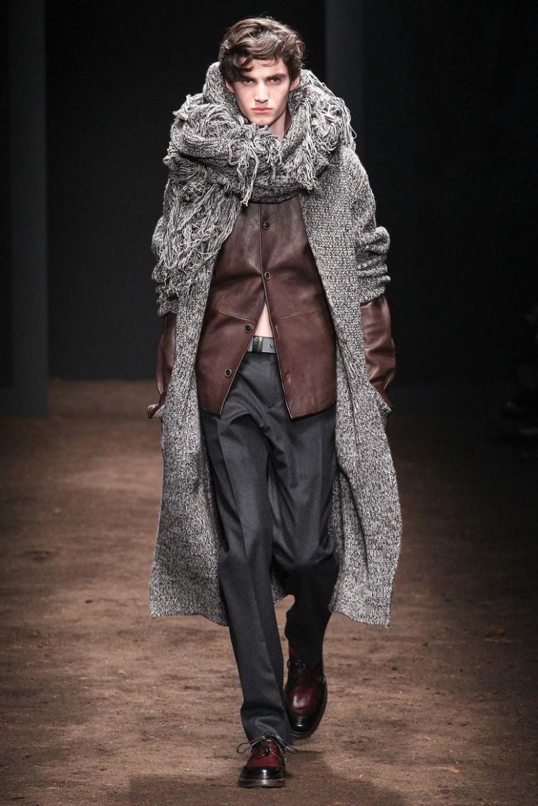 Salvatore Ferragamo Menswear осень-зима 2015/2016 #37