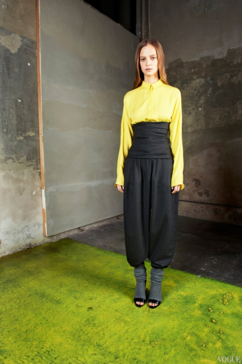 Vionnet Couture весна-лето 2013 #7