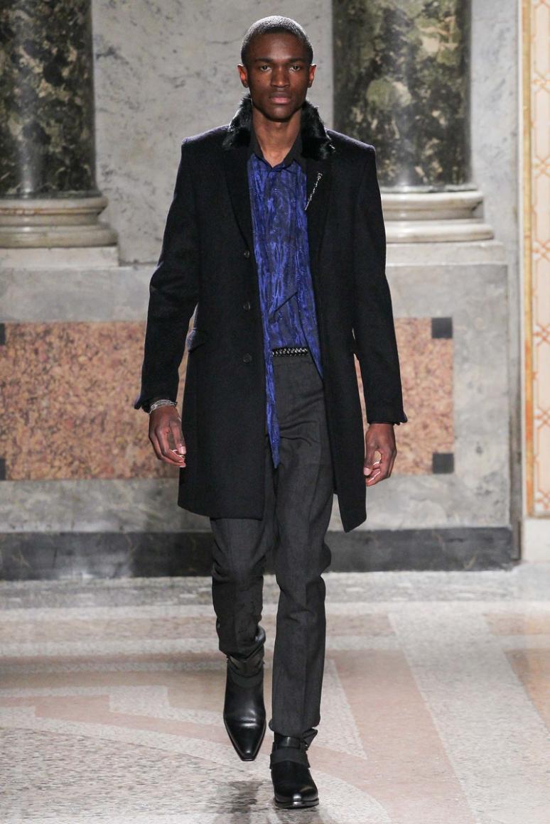 Roberto Cavalli Menswear осень-зима 2015/2016 #36