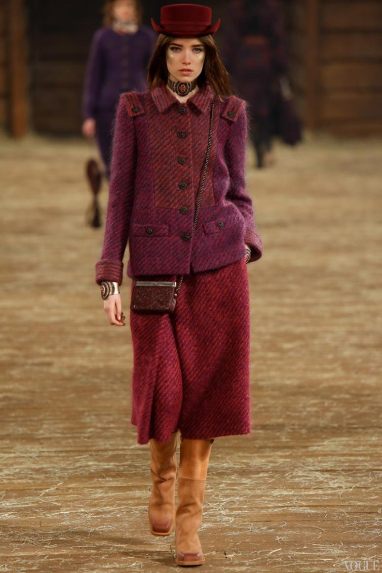 Chanel Couture весна-лето 2013 #71
