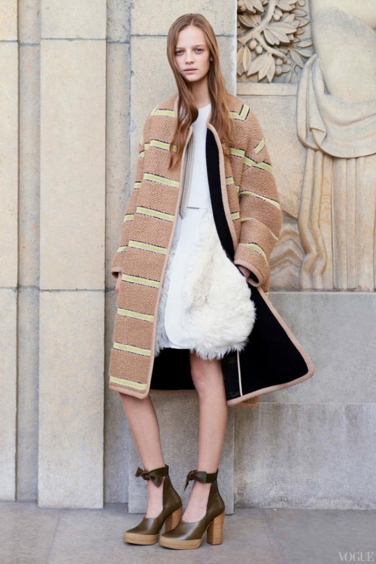 Chloe Couture весна-лето 2013 #17